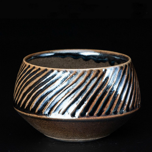 Chan Ding Handmade Wood-Fired Ceremic Teacup