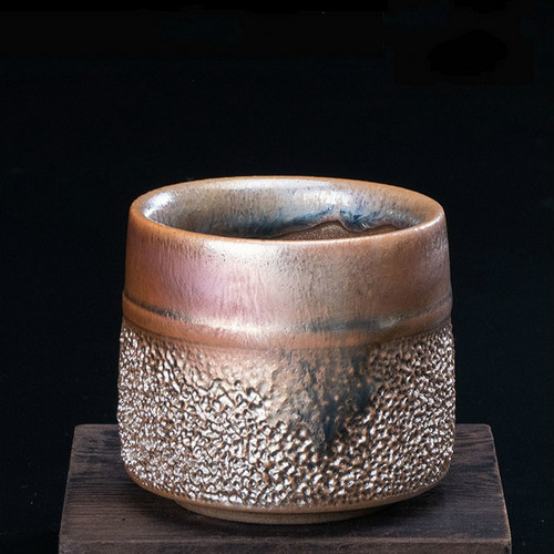 Jin Yao Dai Bing Yan Handmade Wood-Fired Ceremic Teacup