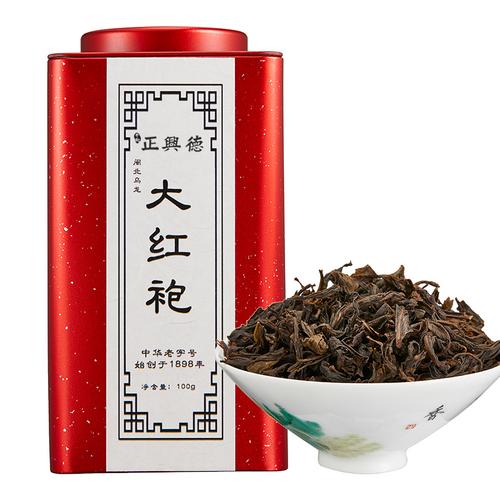 ZHENGXINGDE Brand Qing Xiang Da Hong Pao Fujian Wuyi Big Red Robe Oolng Tea 100g