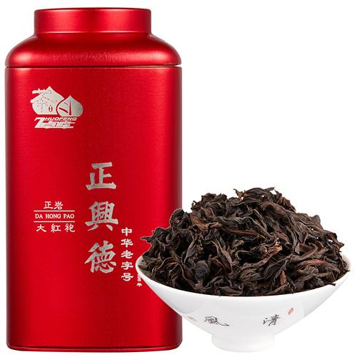 ZHENGXINGDE Brand Da Hong Pao Fujian Wuyi Big Red Robe Oolng Tea 100g