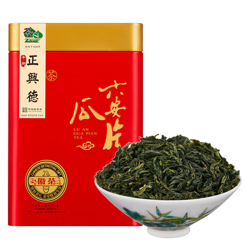 ZHENGXINGDE Brand Yu Qian Liu An Gua Pian Melon Slice Tea 200g