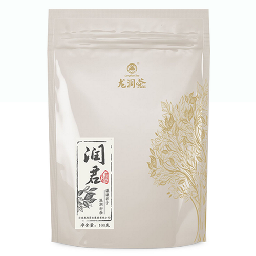 LONGRUN TEA Brand Run Jun Pu-erh Tea Loose 2020 100g Raw