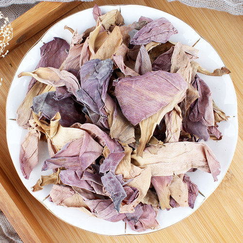 Wild Sacred Lotus Flower Petals Dried Nelumbo Nucifera Herbal Tea 500g