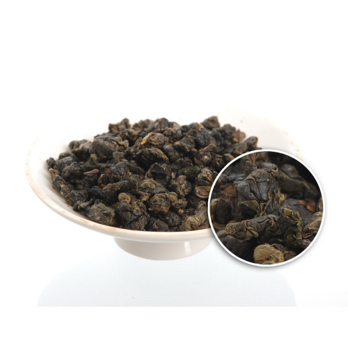 Three-Plum-Flower Taiwan Competition Grade Dong Ding Tea 100g