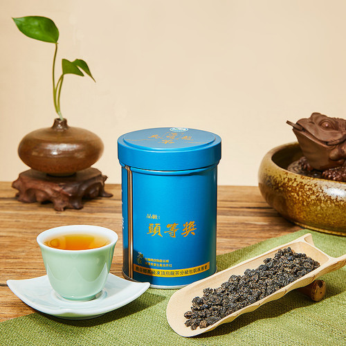 1st Prize Qing Xin Group Taiwan Competition Dong Ding Oolong Tea 200g
