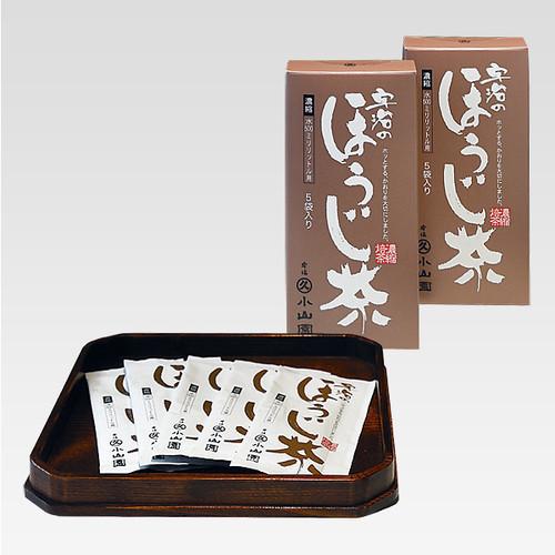 Marukyu Koyamaen Concentrated Uji Hojicha Green tea 40g