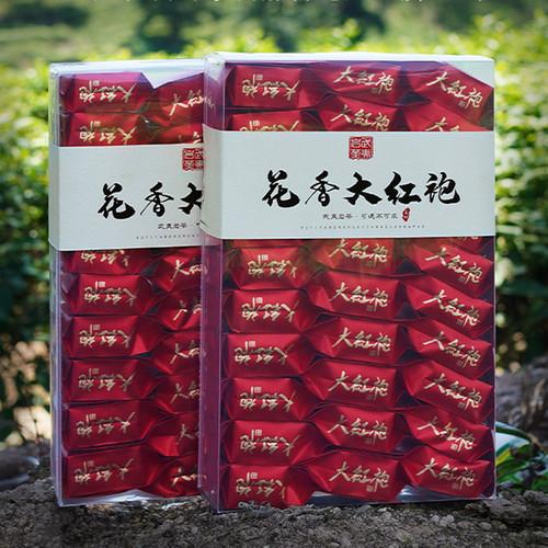 YANZHIYE Brand Potpourri Da Hong Pao Fujian Wuyi Big Red Robe Oolng Tea 250g*2
