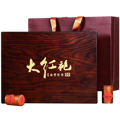 YANZHIYE Brand Yan Gu Hua Xiang Da Hong Pao Fujian Wuyi Big Red Robe Oolng Tea 250g
