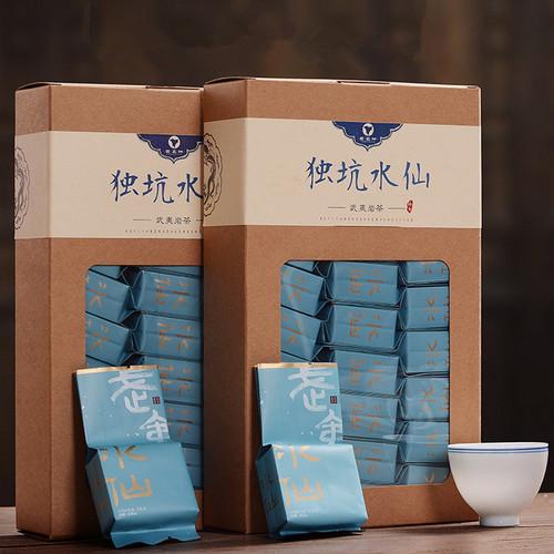 YANZHIYE Brand Du Keng Shui Xian Rock Yan Cha China Fujian Oolong Tea 250g*2