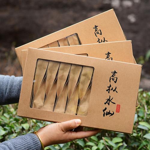 YANZHIYE Brand Gao Cong Shui Xian Rock Yan Cha China Fujian Oolong Tea 500g