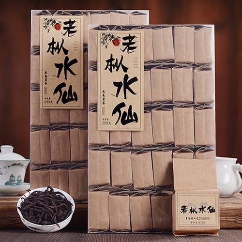 YANZHIYE Brand Lao Cong Shui Xian Rock Yan Cha China Fujian Oolong Tea 250g*2