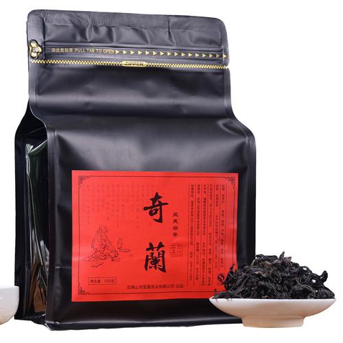 YANZHIYE Brand Qi Lan Rare Orchid Wuyi Rock Oolong Tea 500g