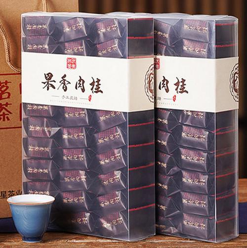 YANZHIYE Brand Guo Xiang Rou Gui Wuyi Cinnamon Oolong Tea 250g*2
