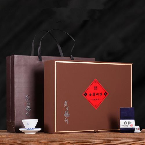 YANZHIYE Brand Gold Award Rou Gui Wuyi Cinnamon Oolng Tea 500g
