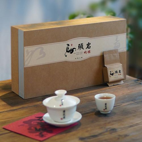 YANZHIYE Brand Ma Tou Yan Rou Gui Wuyi Cinnamon Oolng Tea 250g