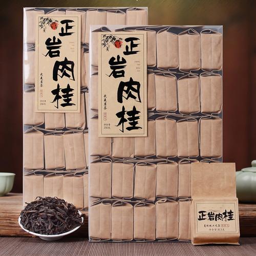 YANZHIYE Brand Zheng Yan Rou Gui Wuyi Cinnamon Oolng Tea 250g*2