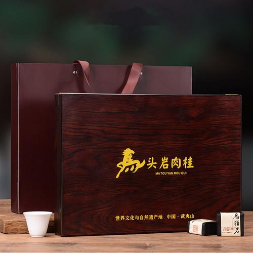 YANZHIYE Brand Jin Jie Ma Tou Yan Rou Gui Wuyi Cinnamon Oolng Tea 240g
