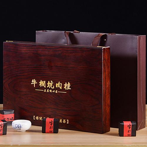 YANZHIYE Brand Niu Lan Keng Rou Gui Wuyi Cinnamon Oolng Tea 240g