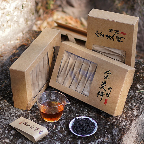 YANZHIYE Brand Jin jiao yi Rou Gui Wuyi Cinnamon Oolng Tea 500g