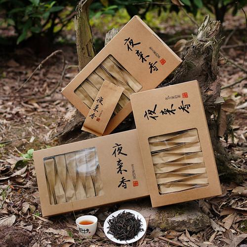 YANZHIYE Brand Ye Lai Xiang Night Fragrance China Fujian Wuyi Cliff Oolong Rock Tea 500g
