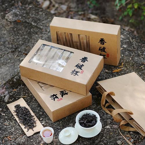 YANZHIYE Brand Xiang Po Bei Fragrant Cup China Fujian Wuyi Cliff Oolong Rock Tea 500g