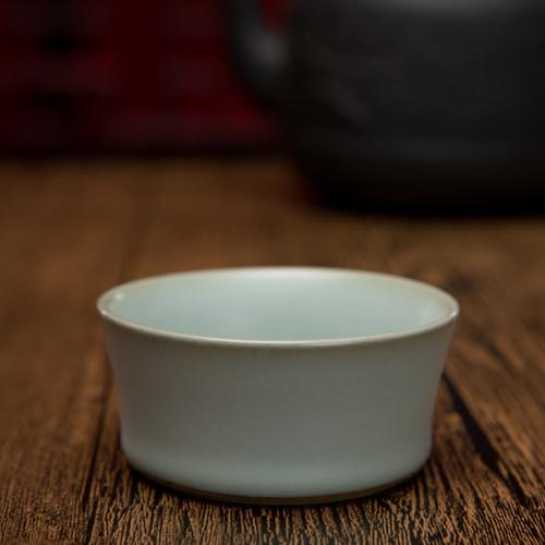 Bodhi Cup Kiln Ice Cracked Glaze Ceramic Gongfu Tea Tasting Teacup 80ml