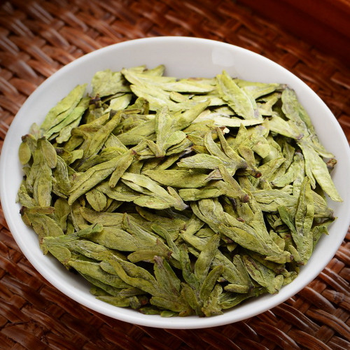 Connoisseur's Organic Early Spring All Buds Dafo Longjing Dragon Well Green Tea 500g