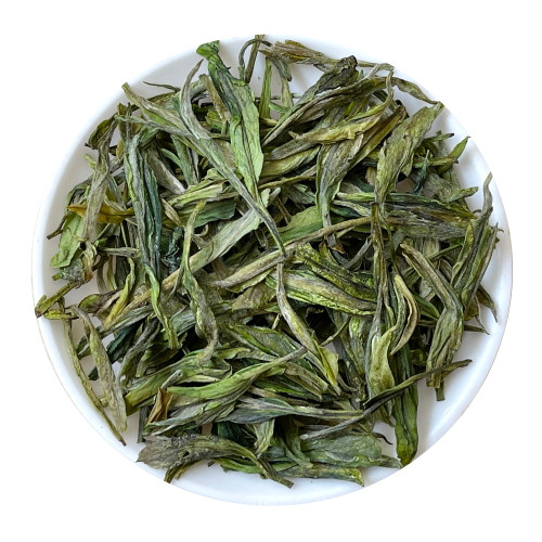 Handmade Wild Hou Dou Lan Xiang Monkey's Orchid High Mountain Green Tea 500g