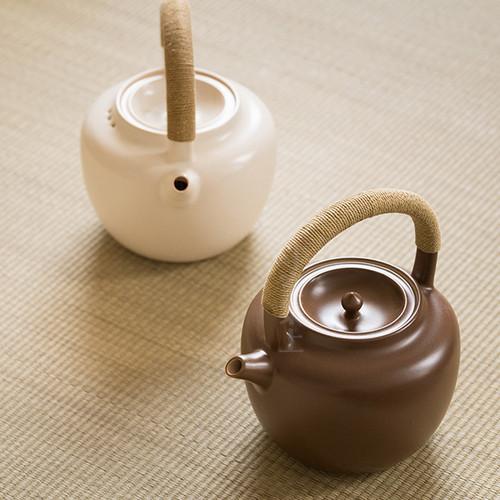 Yu Lan Su Da You Ceramic Tea Water Kettle Boiler 1000ml