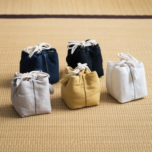 Ya Li Teapot Teacup Tea Set Pouch Travel Storage Bag