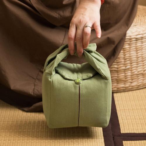 Thicken Ya Li Teapot Teacup Tea Set Pouch Travel Storage Bag