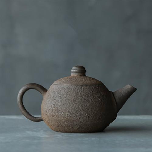 Fang Tie Xiu Zen Ceramic Chinese Kung Fu Tea Teapot 275ml
