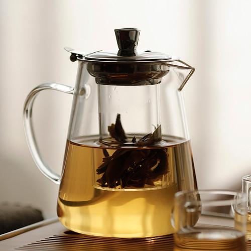 Xiao Qing Xin Glass Chinese Kung Fu Tea Teapot
