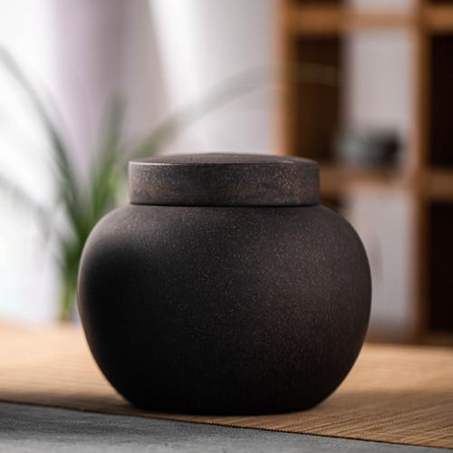 Gu Tong Ni Yixing Clay Food Container Tea Caddy