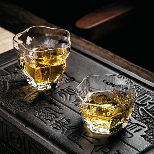 Chuang Yi Glass Gongfu Tea Tasting Teacup