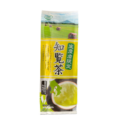 Gold Grade Chiran Cha Sencha Japan Green Tea 100g