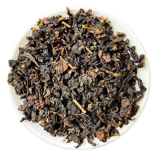Organic GABA Tie Guan Yin Red Leaf Oolong Tea 500g