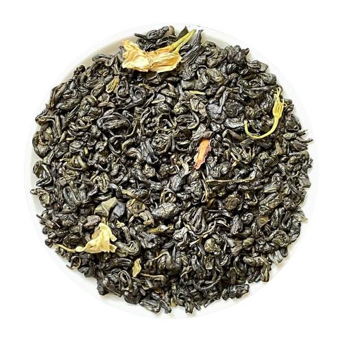 Crab Eye Jasmine Pearl Chinese Jasmine Gunpowder Green Tea 500g