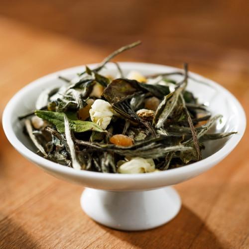 Organic Citrus Fruit White Tea 500g