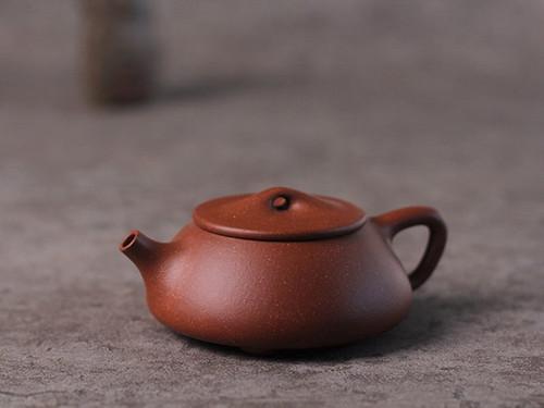 Handmade Yixing Zisha Clay Teapot Jingzhou 180ml