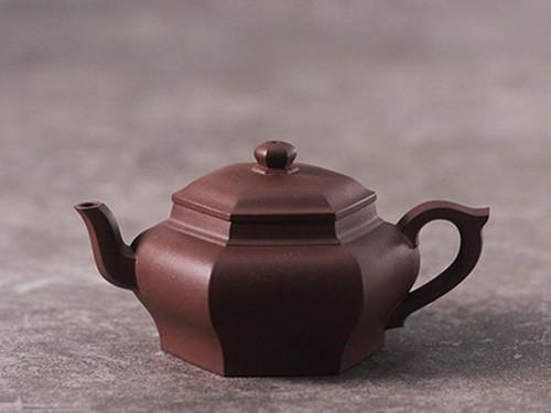 Handmade Yixing Zisha Clay Teapot Huanggong 180ml