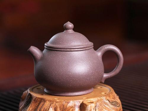 Handmade Yixing Zisha Clay Teapot Qinghui 160ml