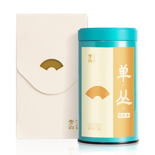 Luzhenghao Brand Duck Sh*t Aroma Ya Shi Xiang Phoenix Feng Huang Dan Cong Oolong Tea 50g