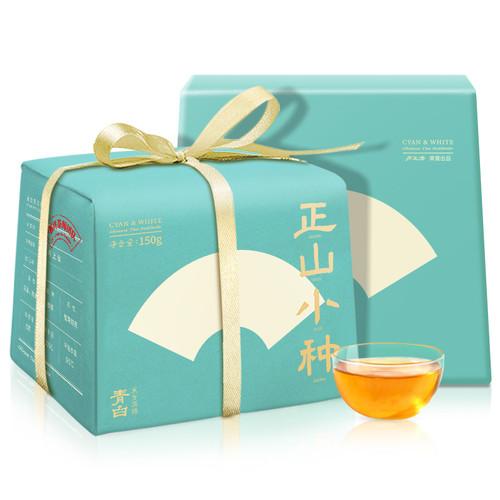 Luzhenghao Brand Qingbai 1st Grade Lapsang Souchong Black Tea 150g