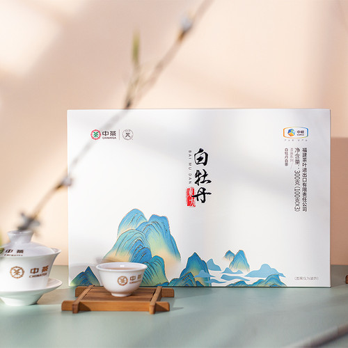 Butterfly Brand Alpine White Peony White Tea Loose 2021 300g