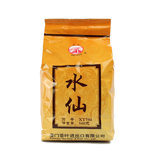 Sea Dyke Brand  XT704 Shui Xian Rock Yan Cha China Fujian Oolong Tea 500g