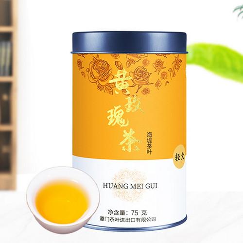 Sea Dyke Brand XT5132 Yellow Rose Oolong Tea 75g