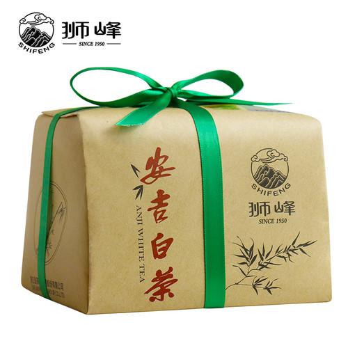 SHIFENG Brand Jing Pin Ming Qian Premium Grade An Ji Bai Pian An Ji Bai Cha Green Tea 100g