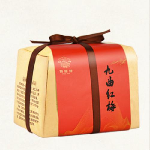 SHIFENG Brand Premium Grade Jiu Qu Hong Mei Red Plum Black Tea 200g