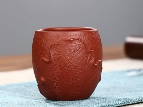Handmade Yixing Zisha Clay Teacup Heye 150ml